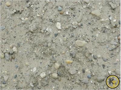 Песчано гравийная смесь пгс