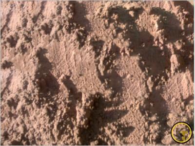 Песок средний строительный природный