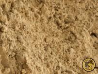 Песок карьерный сеяный мелкий