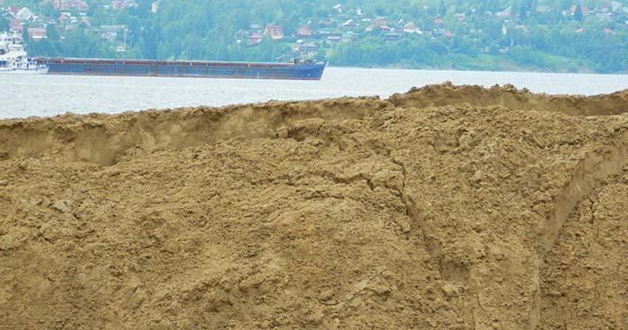 купить тонну песка