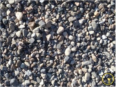 гравий бетонный мелкой фракции для дорожек