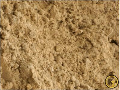 Карьерный песок сеяный