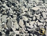 бутовый камень гранитный